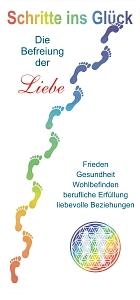 """Flyer Holger Eybe: """"Die befreiung der Liebe"""""""